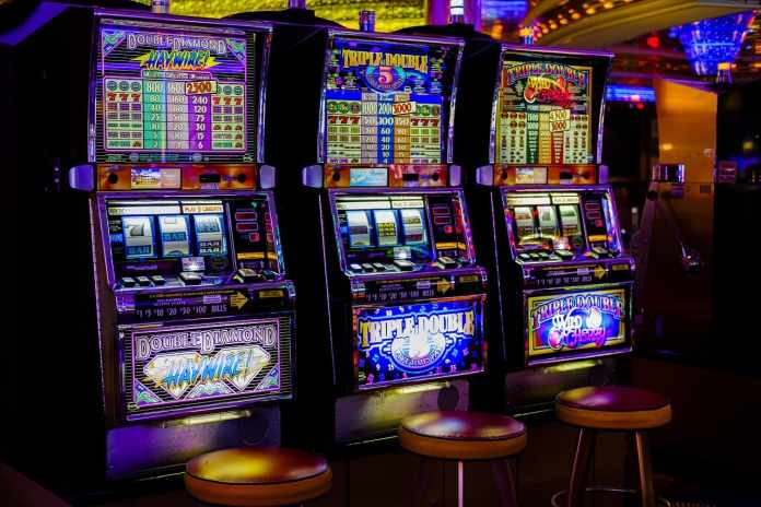 choose online slot machines
