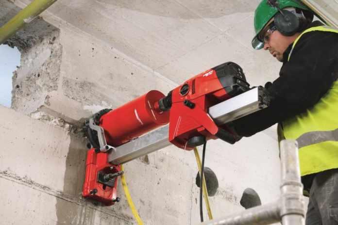 concrete core drilling experts