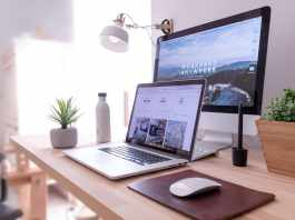implement web design in a website