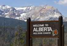 Alberta travel restrictions