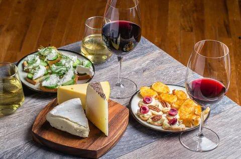 Food Pairings from 3 Napa Wineries