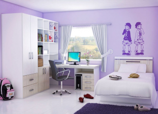 Anime Bedroom Idea