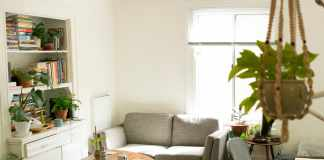 Living Space at Home