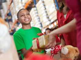 Giving Gifts to Children