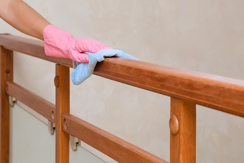 Staircases Clean