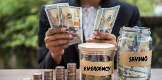 money for emergencies