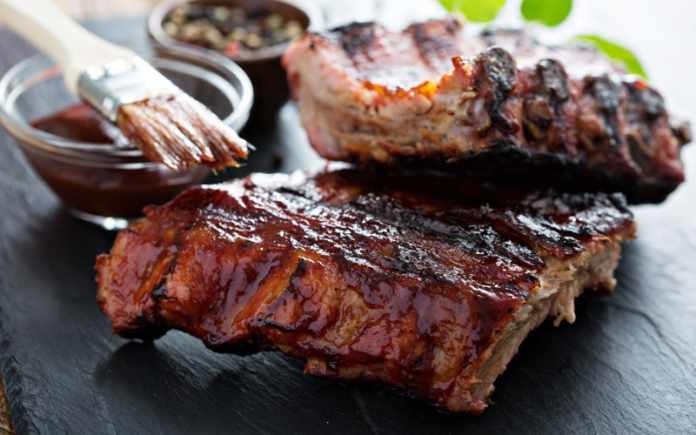 nutrients in ribs