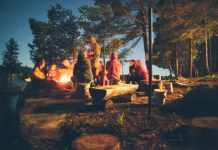 Tips for Safe Camping Trip