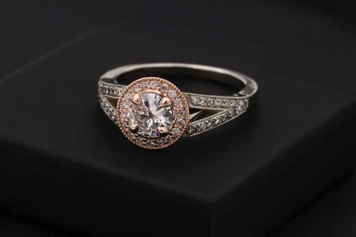 moissanite rings for women