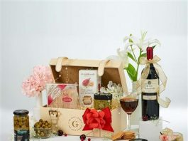 Food For Thought: Luxury Hampers